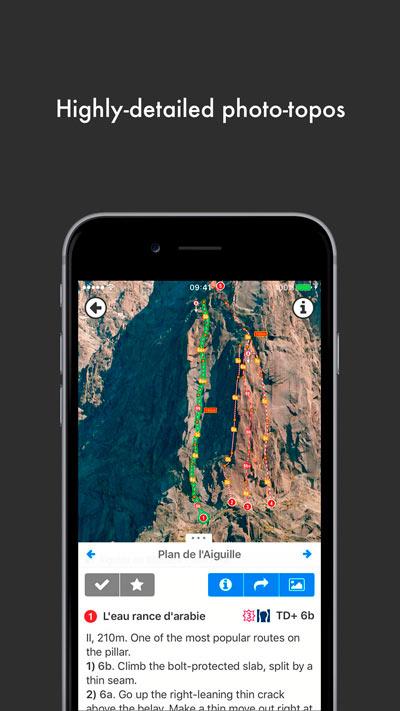 The Rockfax App | Rockfax