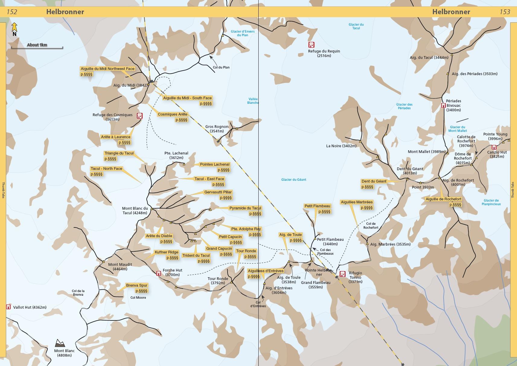 New Chamonix Guide from Rockfax | Rockfax